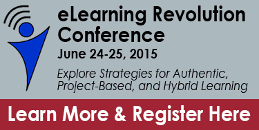 eLearning Revolution Conference - Learn More and Register Here