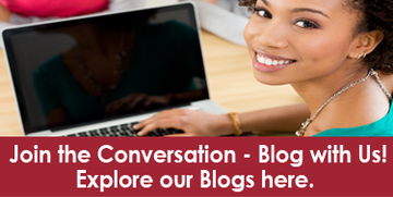 Join the conversation - Blog with Us!