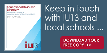 Keep in touch with IU13 and local schools - Download your free directory