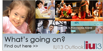 What's going on? Find out here! IU13 Outlook Newsletter