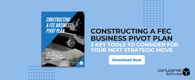 Wood style background with cover page for PCS Business Pivot Plan Resource