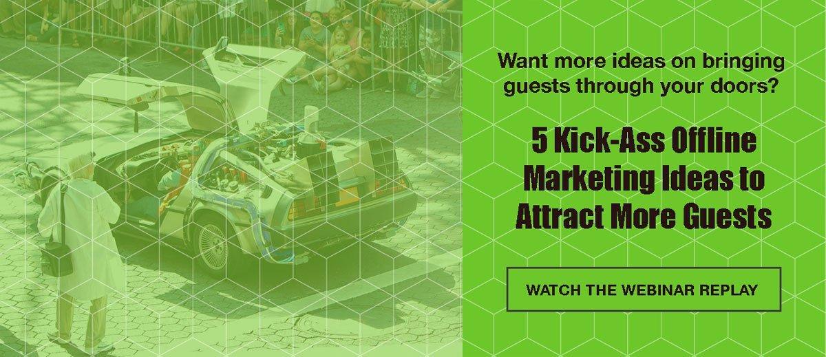 Get more offline marketing ideas