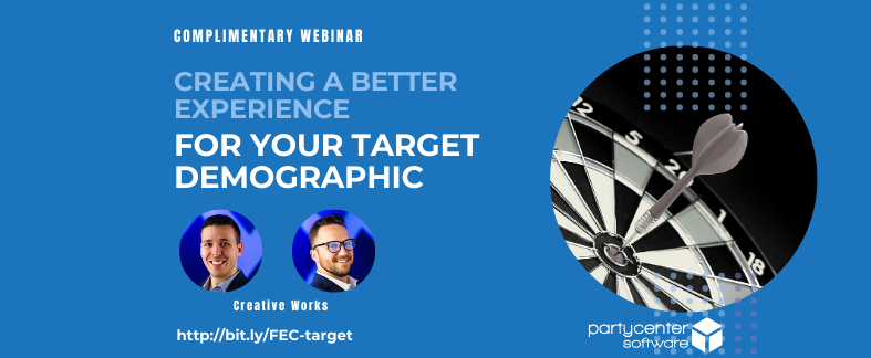 Webinar: Creating a Better Experience for Your Target Demographic with Creative Works BLOG