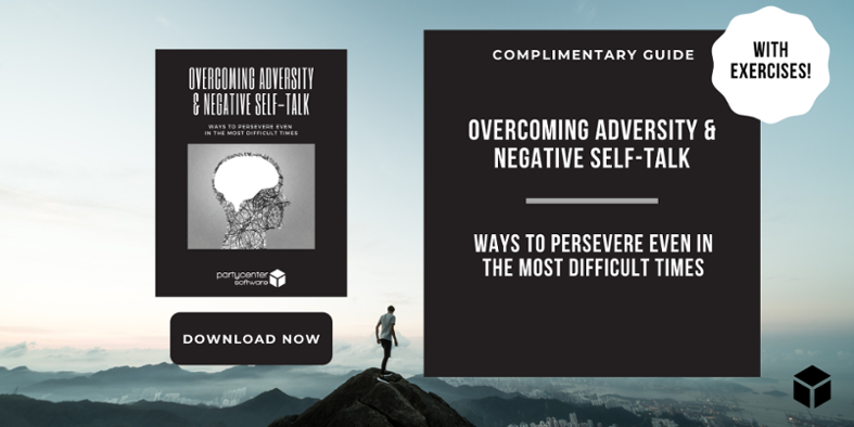Complimentary eBook: Overcoming Adversity & Negative Self-Talk