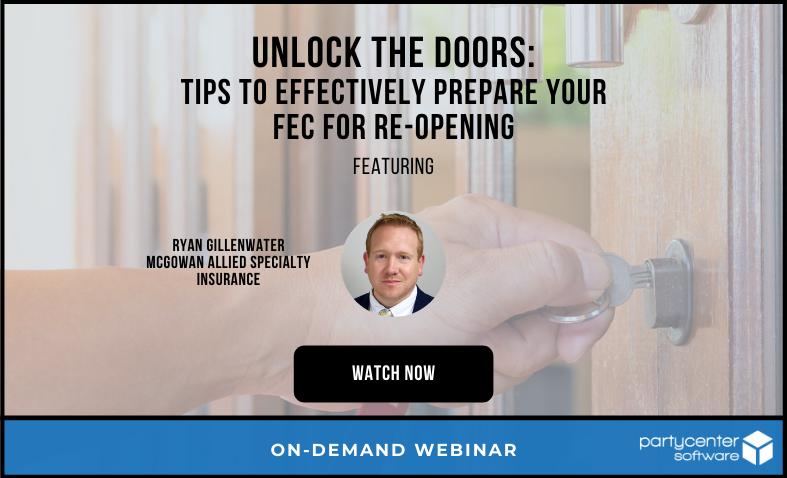On-Demand Webinar - Unlock the Doors: Tips to Effectively Prepare Your FEC for Re-Opening