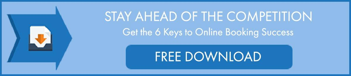 Get the 6 Keys to Online Booking Success