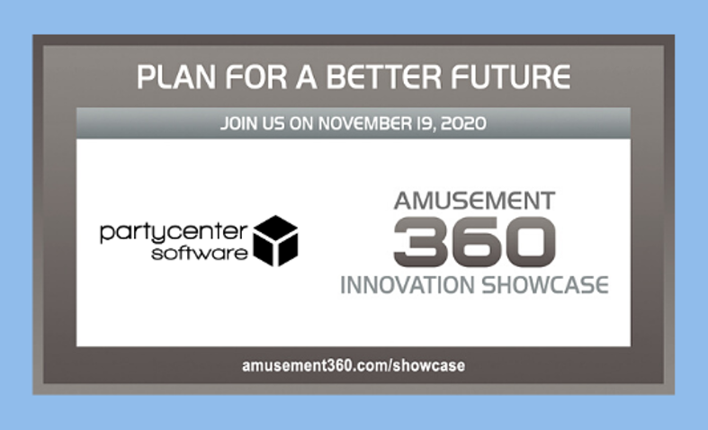 Join us for the Amusement 360 Innovation Showcase!