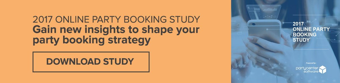 The 2017 Online Party Booking Study is here!