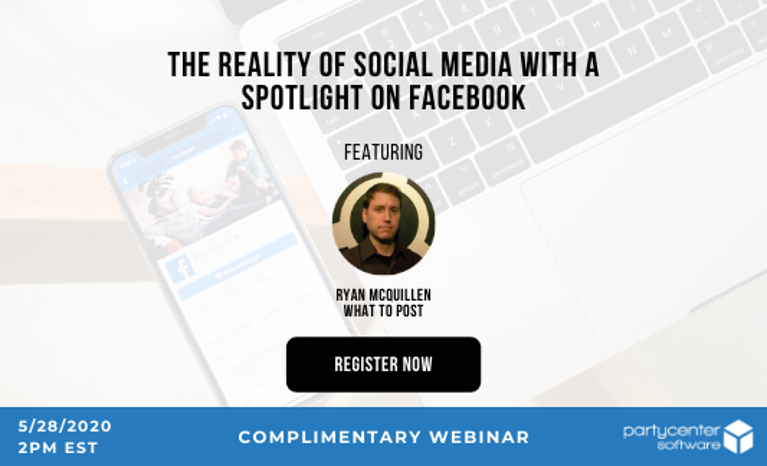 Register Now: The Reality of Social Media with a Spotlight on Facebook