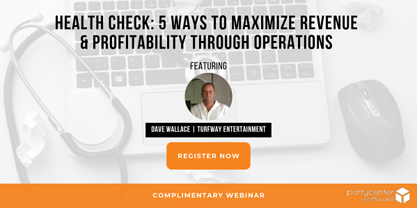 Complimentary Webinar: 5 Ways to Maximize Revenue & Profitability Through Operations
