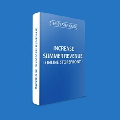 Free guide: Increase Revenue with Online Storefront