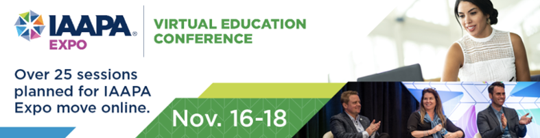 Join Us for IAAPA Expo 2020 | Virtual Education