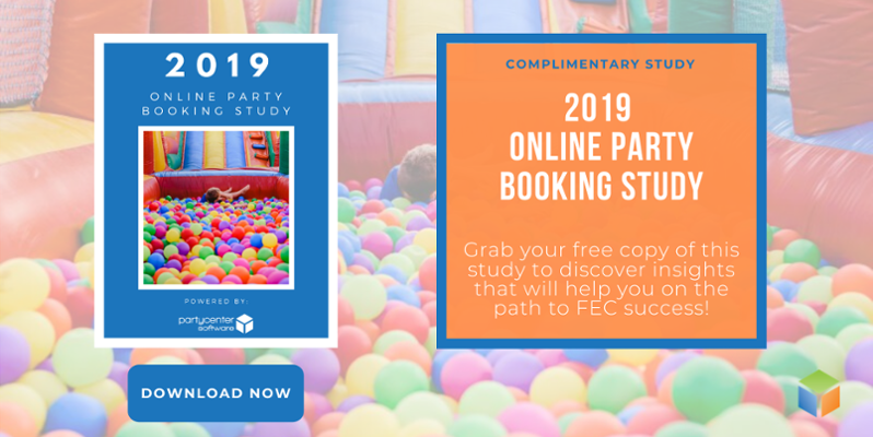 Click here to download your copy of the 2019 Online Party Booking Study now!