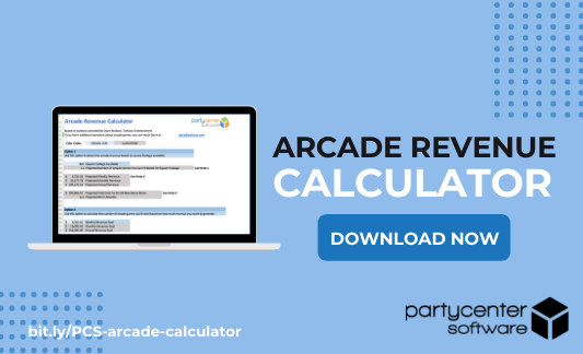 Arcade Revenue Calculator