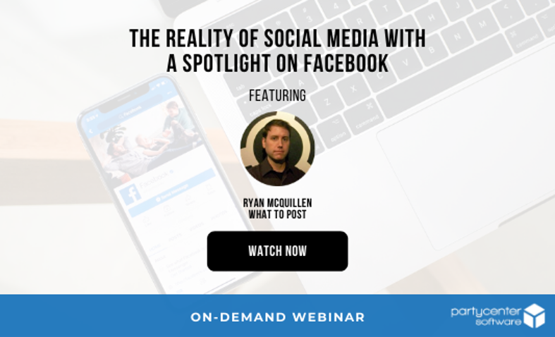 Watch the Webinar Now: The Reality of Social Media with a Spotlight on Facebook