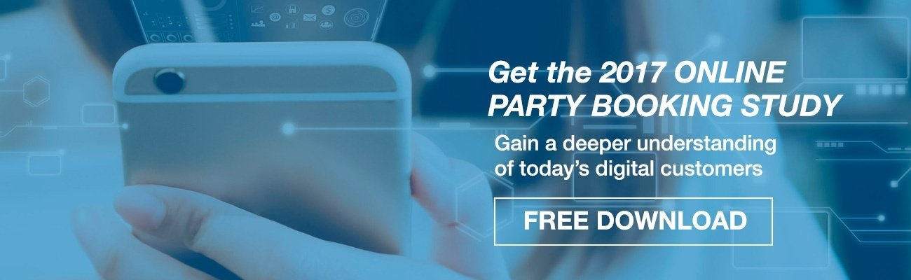 Get your copy of the 2017 Online Party Booking Study