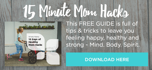 Get Your Guide Here: 5 Tips to a Healthier, Happier Postpartum Experience