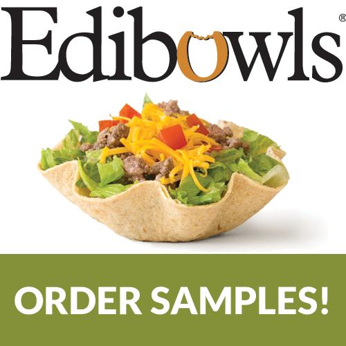 Order Edibowls Samples Today!