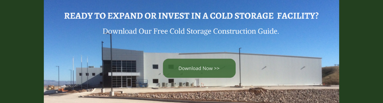 A-N-C Cold Storage Construction