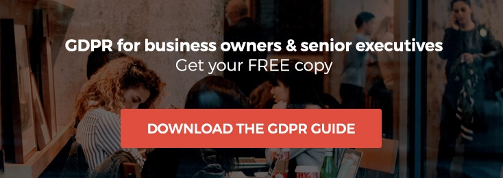 GDPR guide for business owners