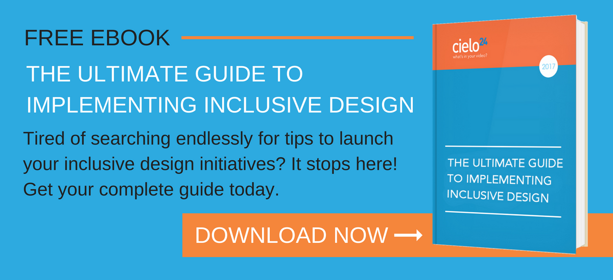 Download Free eBook - Guide to Inclusive Design