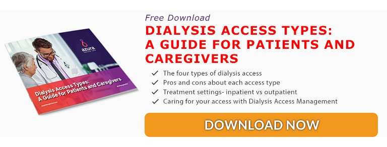 Download Dialysis Access Types Ebook