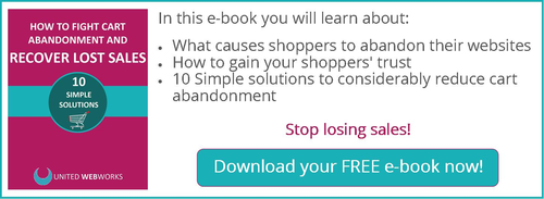 How to Fight Ecommerce Shopping Cart Abandonment