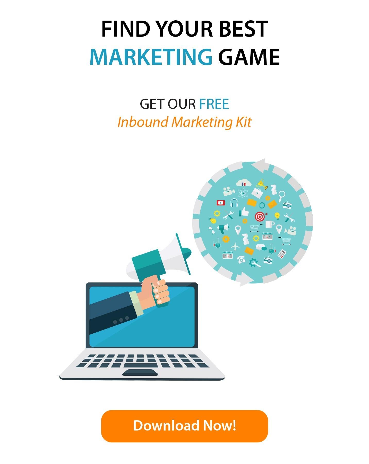 Find your best marketing game