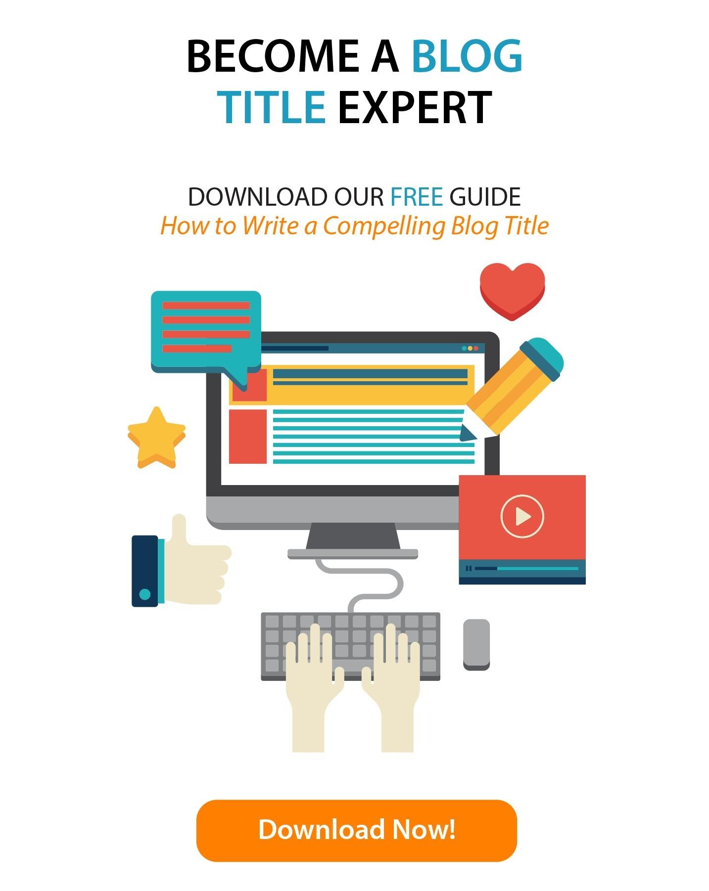 Become a Blog title expert