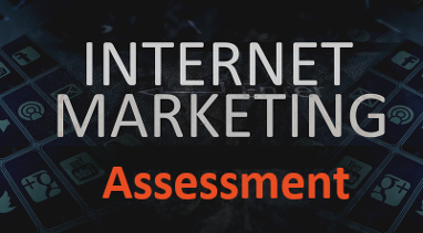 internet marketing assessment