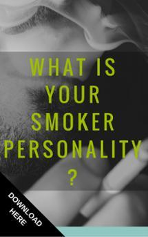 What is Your Smoker Personality type