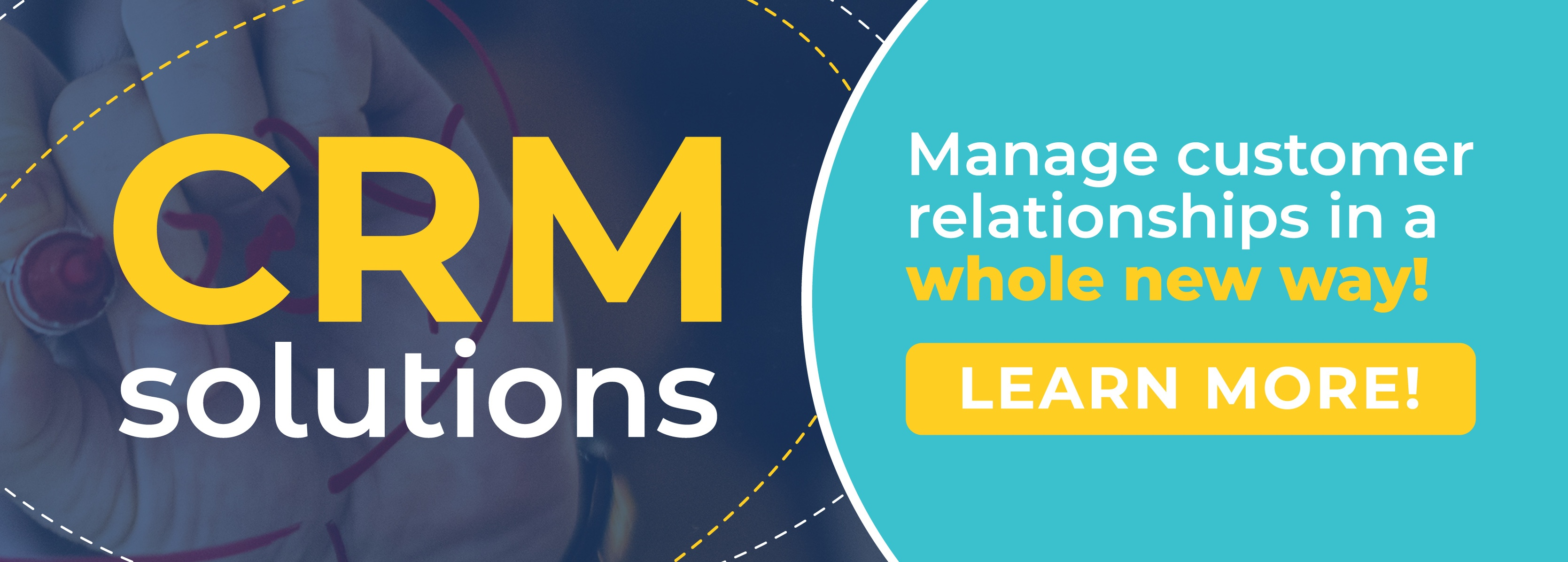 Learn more about CRM Solutions