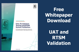User Acceptance Testing and RTSM Validation Whitepaper