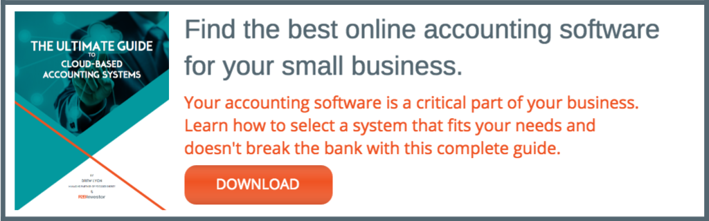 find the best online accounting system for your small business with this free ebook from P2Binvestor