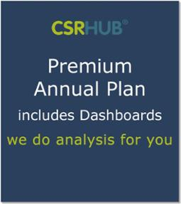 CSRHub Premium Subscription and Analytics Service