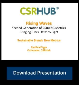 Second Generation of CSR/ESG Metrics - Bringing Dark Data to Light