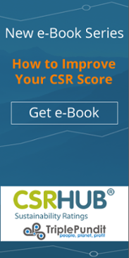 CSRHub 3p How to Improve Your CSR Score e-Book series