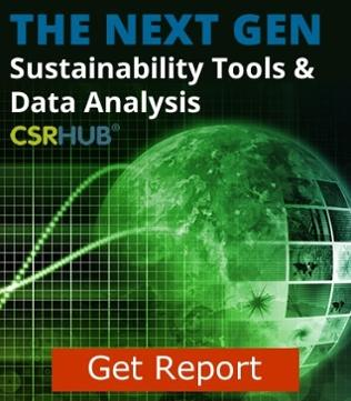 The Next Generation of Sustainability Tools & Data Analysis