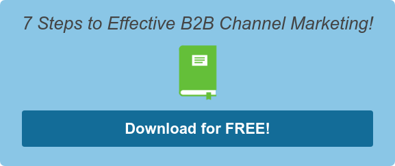7 Steps to Effective B2B Channel Marketing! Download for FREE!