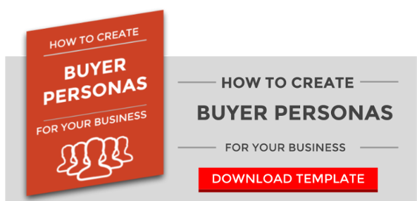 B2B Buyer Persona ebook CTA