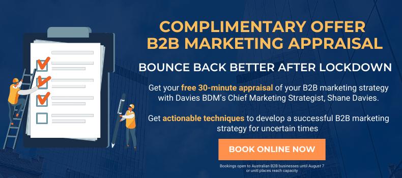 B2B Marketing Assessment