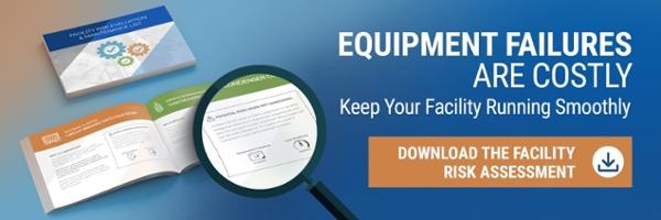 risk evaluation checklist facility maintenance