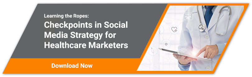 Don't underestimate the skill and effort needed for healthcare social media marketing.