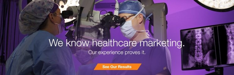 Healthcare Marketing Results