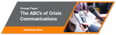 Crisis Communications Download CTA