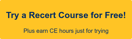 Claim Your Recert Free Course Access Code