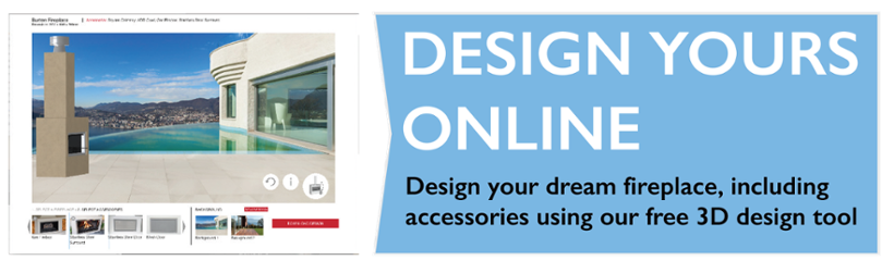 Design your dream fireplace online