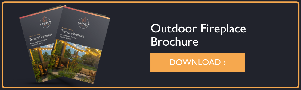Trendz outdoor fireplace brochure download