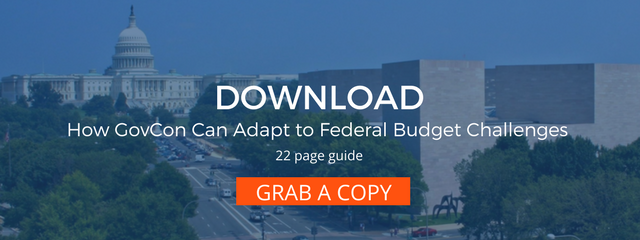 Download How GovCon Can Adapt to Federal Budget Challenges