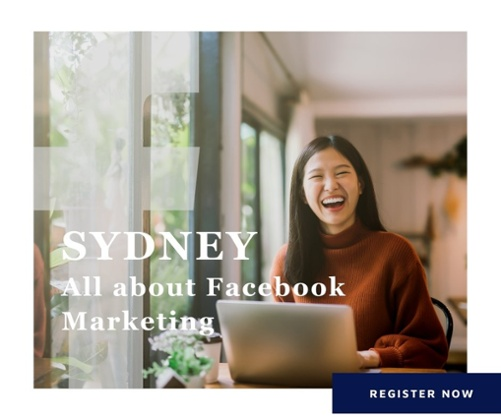 Sydney Facebook Marketing Seminar by Vermilion Pinstripes, 25 February 2020